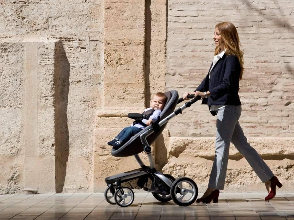 ¿Cuál compramos? Últimas tendencias en cochecitos de bebé