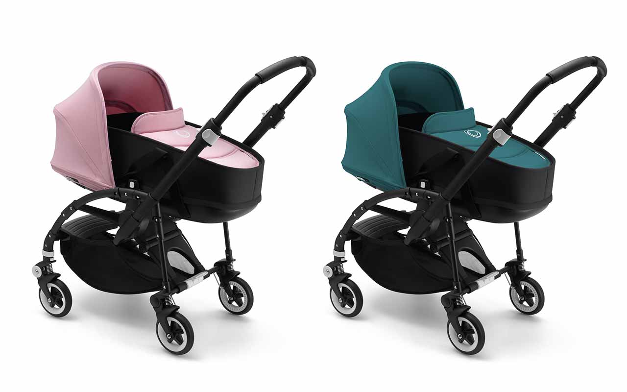 Bugaboo lanza nuevos colores para el bugaboo bee 3 - Alquiler coche con silla bebe ...