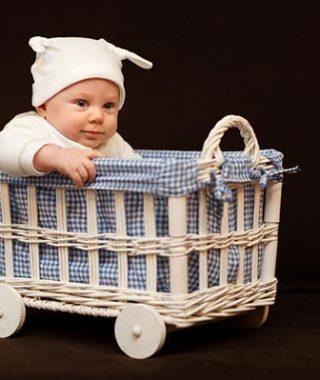 ¿Cómo elegir la mejor trona para tu bebé?