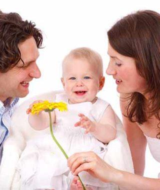Tres básicos para padres primerizos