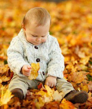 Cinco productos imprescindibles para disfrutar del otoño con tu bebé