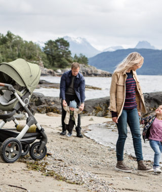 Stokke Trailz Edición Exclusiva Verde Nórdico