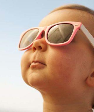 Algunos consejos para proteger a tu bebé del sol