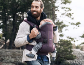 Babybjorn presenta The Woods Collection