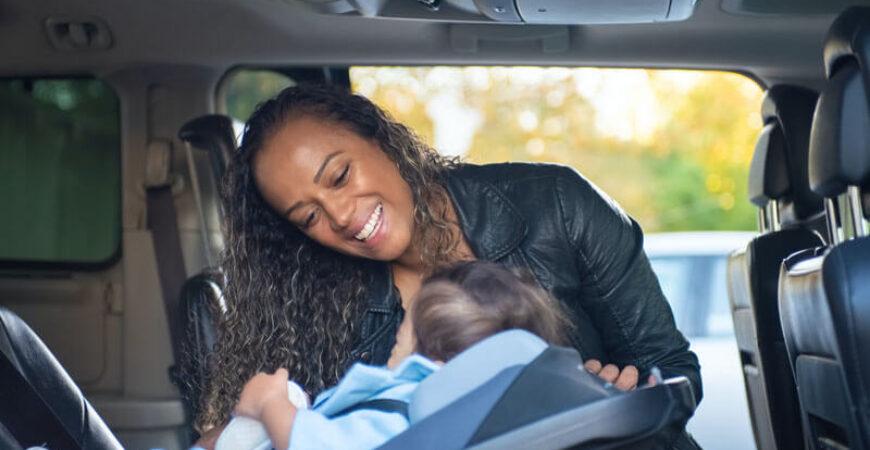 Consejos de seguridad en las sillas de coche
